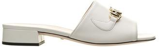 Gucci Zumi Leather Sandals