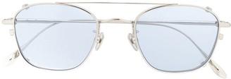 EQUE.M Merry Peanuts VI round frame glasses
