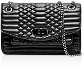 Zadig & Voltaire Skinny Love Scales Quilted Leather Crossbody