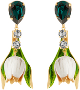 Dolce & Gabbana Citta multicoloured drop earrings