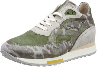 Mjus 794111-0301-0001 Women's Low-Top Trainers Multicolour (Mouse+Elfo+Mouse+Medusa+Mouse+Medusa 0001) 6 UK (39 EU)