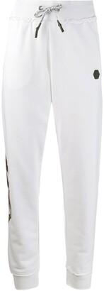 Philipp Plein Logo Track Trousers