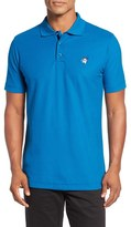 Robert Graham Men's Back Off Pique Polo