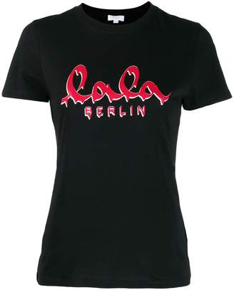 Lala Berlin logo T-shirt
