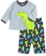 Little Me Dinosaur Graphic Pajama Set
