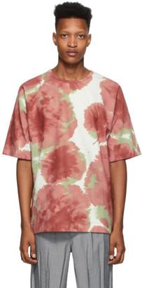 Issey Miyake Pink Biotope T-Shirt