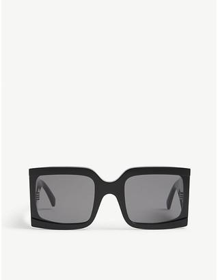 Celine Cl40084 square-frame sunglasses