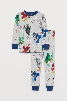 H&M Printed pyjamas