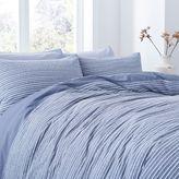 Linea Wentworth stripe duvet cover set