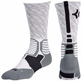 Nike Mens KD HyperElite Basketball Crew Socks /Black