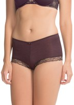 Calida Kirstin Panties - Boy Shorts, Wool-Silk (For Women)