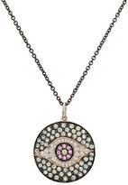 Ileana Makri Women's Dawn Pendant Necklace-White