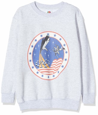 Brands In Limited Girl's NASA Rocket 76 T-Shirt