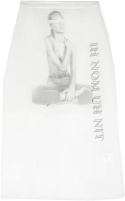 Ih Nom Uh Nit 3/4 length skirts