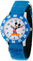 Thumbnail for your product : EWatchFactory Disney Mickey Mouse Boys' Stainless Steel Time Teacher Watch