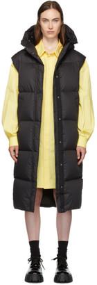 Moncler Black Down Comoe Vest