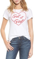 Sundry Women's Get It Girl Tee