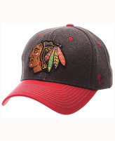 Zephyr Chicago Blackhawks Anchorage Snapback Cap
