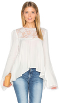 For Love & Lemons Ellery Top