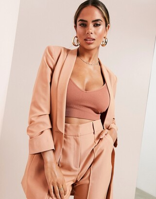 Asos DESIGN mix & match tailored suit blazer