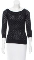 Michael Kors Embellished Cashmere Sweater
