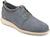 Ludlow Daxx Men's Sneakers Grey - Gray Oxford-Style Suede Sneaker - Men