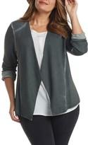 Tart Plus Size Women's Olga Knit Blazer
