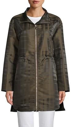 Lafayette 148 New York Nikolina Zip-Up Jacket