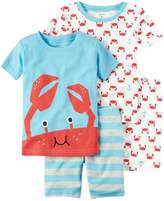 Carter's Boys 4 Pc Cotton 341g285