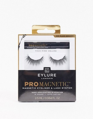 Eylure Pro Magnetic False Lashes + Magnetic Eyeliner Kit