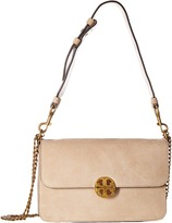 Tory Burch Chelsea Suede Shoulder Bag Shoulder Handbags