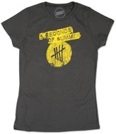 5 Seconds of Summer 5SOS Tally Logo Juniors T-Shirt