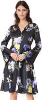 Acne Studios Dahari Floral Dress