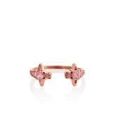 Vivienne Westwood Reina Ring Pink Size L