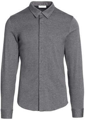 Nominee Long-Sleeve Cotton Shirt