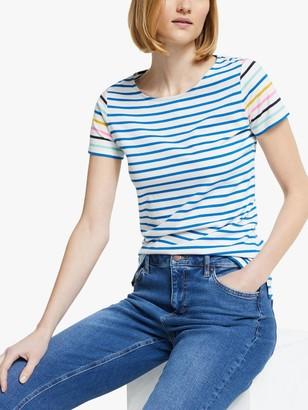 Boden Breton Short Sleeve Top