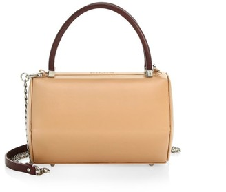 Nita Suri Iconics Hexa Leather Top Handle Bag