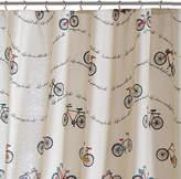 Asstd National Brand HipStyle Milo Cotton Printed Shower Curtain