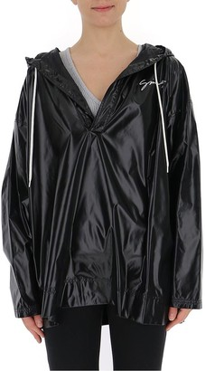 Givenchy Hooded Rain Jacket