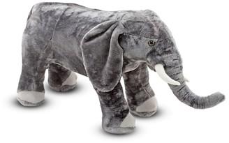 Melissa & Doug Elephant Plush