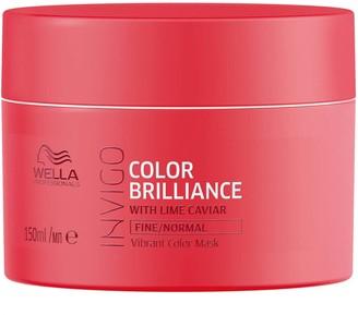 Wella Professionals Invigo Color Brilliance Vibrant Color Mask - Fine 150Ml