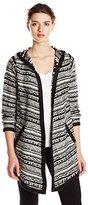 Kensie Women's Tissue Knit Cardigan