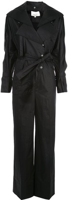 3.1 Phillip Lim Long-Sleeved Jumpsuit
