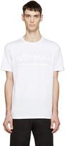 Maison Margiela White Logo T-Shirt