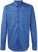 Fendi Bag Bugs shirt - men - Cotton - 41