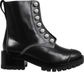 3.1 Phillip Lim Lug sole zipper boots with pearls