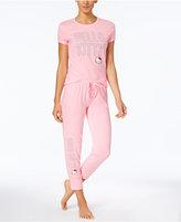 Hello Kitty Simply Basic Knit Pajama Set