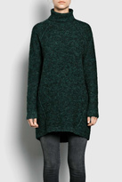 Minimum Mohair Jumper Dress