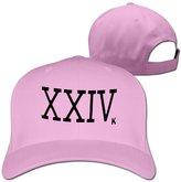 Gsyful Bruno Mars 24K Magic XXIV Trucker Adjustable Baseball Snapback Cap Hat