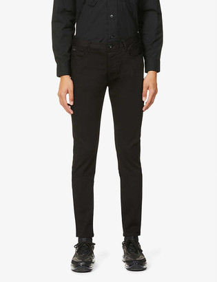 Emporio Armani Skinny stretch-denim jeans